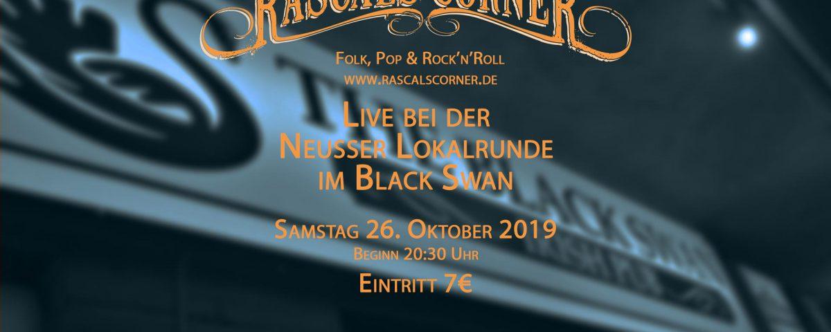 26.10.2019 Black Swan